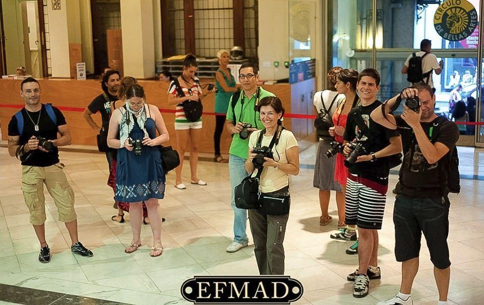 Ruta fotográfica por Madrid efmad