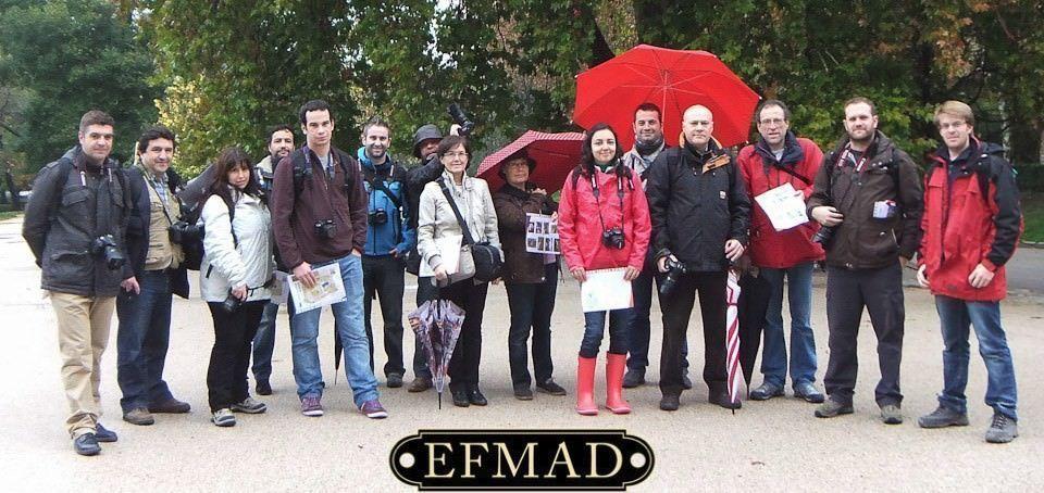 escuelas de fotografia en madrid organizan reuniones de antiguos alumnos
