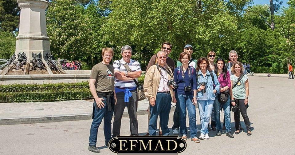 fotografia curso retiro quedada madrid escuela efmad