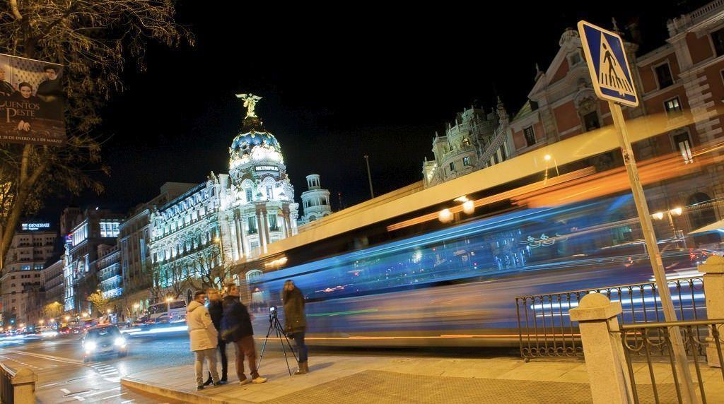 Quedada nocturna por Madrid gracias a todos por participar!