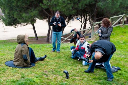 Curso avanzado de Fotografía Madrid EFMAD 04