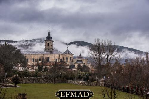 EFMAD Madrid Monasterio del Paular